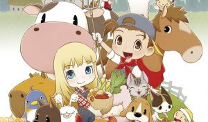 Harvest Moon: Friends of Mineral Town Remake Announced for Switch