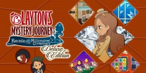 Layton's Mystery Journey: Katrielle and the Millionaires' Conspiracy Heads West on Switch in November 2019