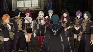 New Fire Emblem: Three Houses Trailer Introduces the Black Eagles