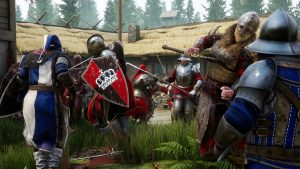 """Mordhau Dev Never Planned """"Absurd"""" Gender/Race Toggle, is Working to Improve Community Moderation"""