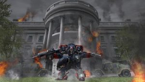 Retrospective Trailer for Metal Wolf Chaos XD
