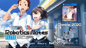 Robotics;Notes Elite Heads West on PC, PS4, and Switch