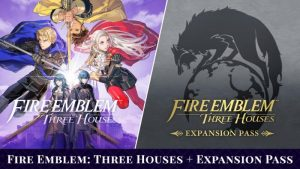 Expansion Pass Announced for Fire Emblem: Three Houses