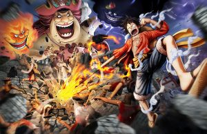 One Piece: Pirate Warriors 4 Announced for PC and Consoles