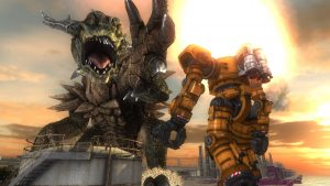 Earth Defense Force 5 Gets a PC Port on July 11