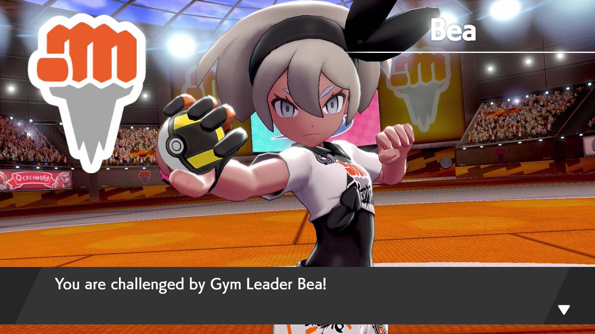 New Pokemon Sword and Shield Details - Gigantamaxing, New