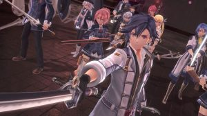 New Combat Gameplay Trailer for The Legend of Heroes: Trails of Cold Steel III