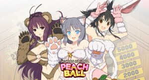 Senran Kagura: Peach Ball Review