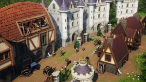 "Fantasy City Builder ""Distant Kingdoms"" Announced for PC"