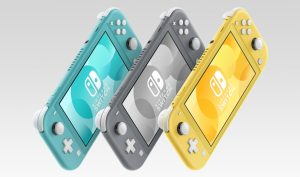 Nintendo Switch Lite Announced, Launches September 20
