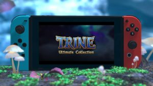 Switch Version Announced for Trine: Ultimate Collection
