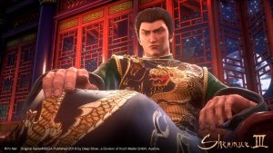 New Shenmue III Trailer, Screenshots for Lan Di, Bailu, More