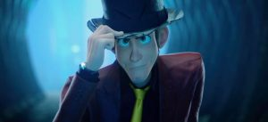 First Trailer for New CG Movie Lupin III The First