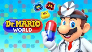 Dr. Mario World Now Available Worldwide