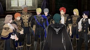 New Fire Emblem: Three Houses Trailer Introduces the Blue Lions