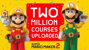 Super Mario Maker 2 Has Received Over 2 Million User-Made Levels