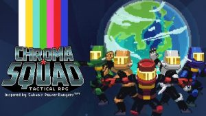 Chroma Squad Teased for Switch
