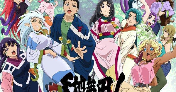 Tenchi Muyo! Ryo Ohki Anime is Getting a 5th Season