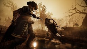 Release Date Trailer for GreedFall