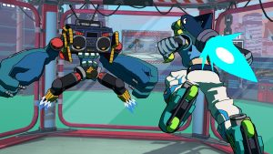 Lethal League Blaze Now Available for Consoles