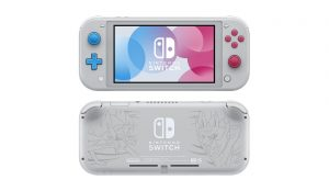 Pokemon Sword and Shield-Emblazoned Nintendo Switch Lite Coming in November