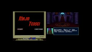 Megami Tensei Strategy Spinoff Majin Tensei Finally Gets an English Version