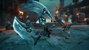 Keepers of the Void DLC Now Available for Darksiders III