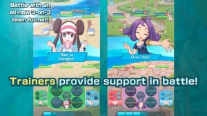 New Overview Trailer for Pokemon Masters