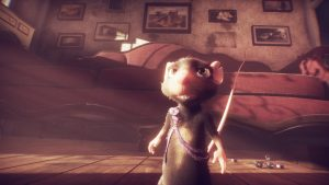 A Rat's Quest: The Way Back Home Announced for PC and Consoles