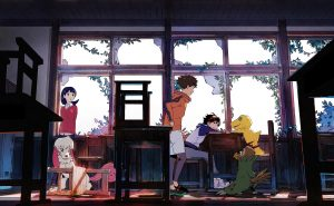 Opening Movie for Digimon Survive