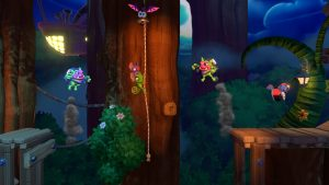 New Alternate Levels Trailer for Yooka-Laylee and the Impossible Lair
