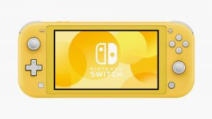 "Switch Lite Reportedly Uses ""Same Analog Sticks"" as Original Switch"