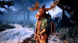 New Mutant Year Zero: Seed of Evil Trailer for Big Khan, the Fire-Breathing Moose