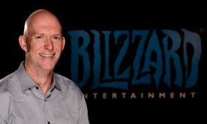 Blizzard Co-Founder Frank Pearce is Leaving After 28 Years