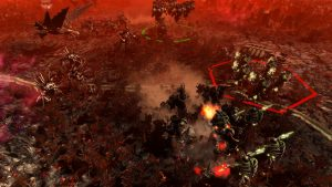 Chaos Space Marines Invade With New Update for Warhammer 40,000: Gladius – Relics of War