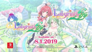Omega Labyrinth Life and Labyrinth Life Head West on August 1