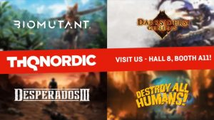 THQ Nordic Confirms Gamescom 2019 Lineup, Teases Four New Games