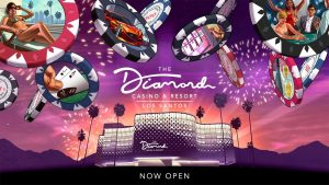 Casino Update Finally Released for Grand Theft Auto Online