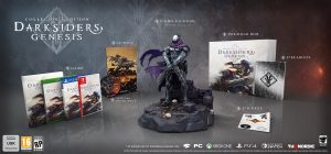 Collector's and Nephilim Editions Announced for Darksiders Genesis