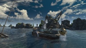 Sunken Treasures DLC Announced for Anno 1800