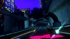 Free Neon Nights Expansion Available for BallisticNG