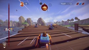 Garfield Kart: Furious Racing Announced for PC and Consoles