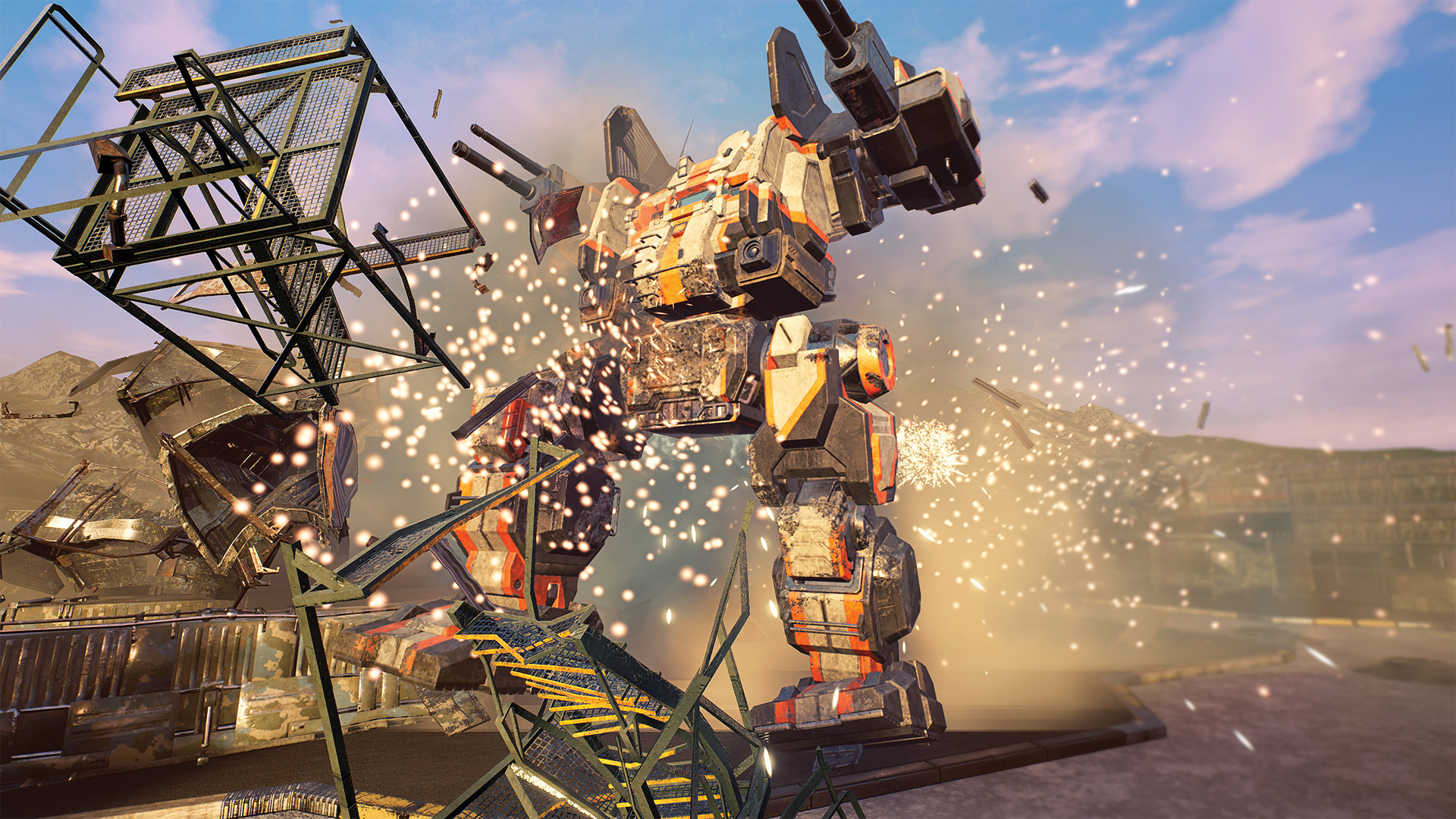 Piranha Games Explains Why MechWarrior 5: Mercenaries Went Epic