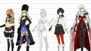 New Dev Diary for Code Vein Focuses on Character Designs