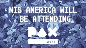 NIS America Will Reveal a New Game at PAX West 2019