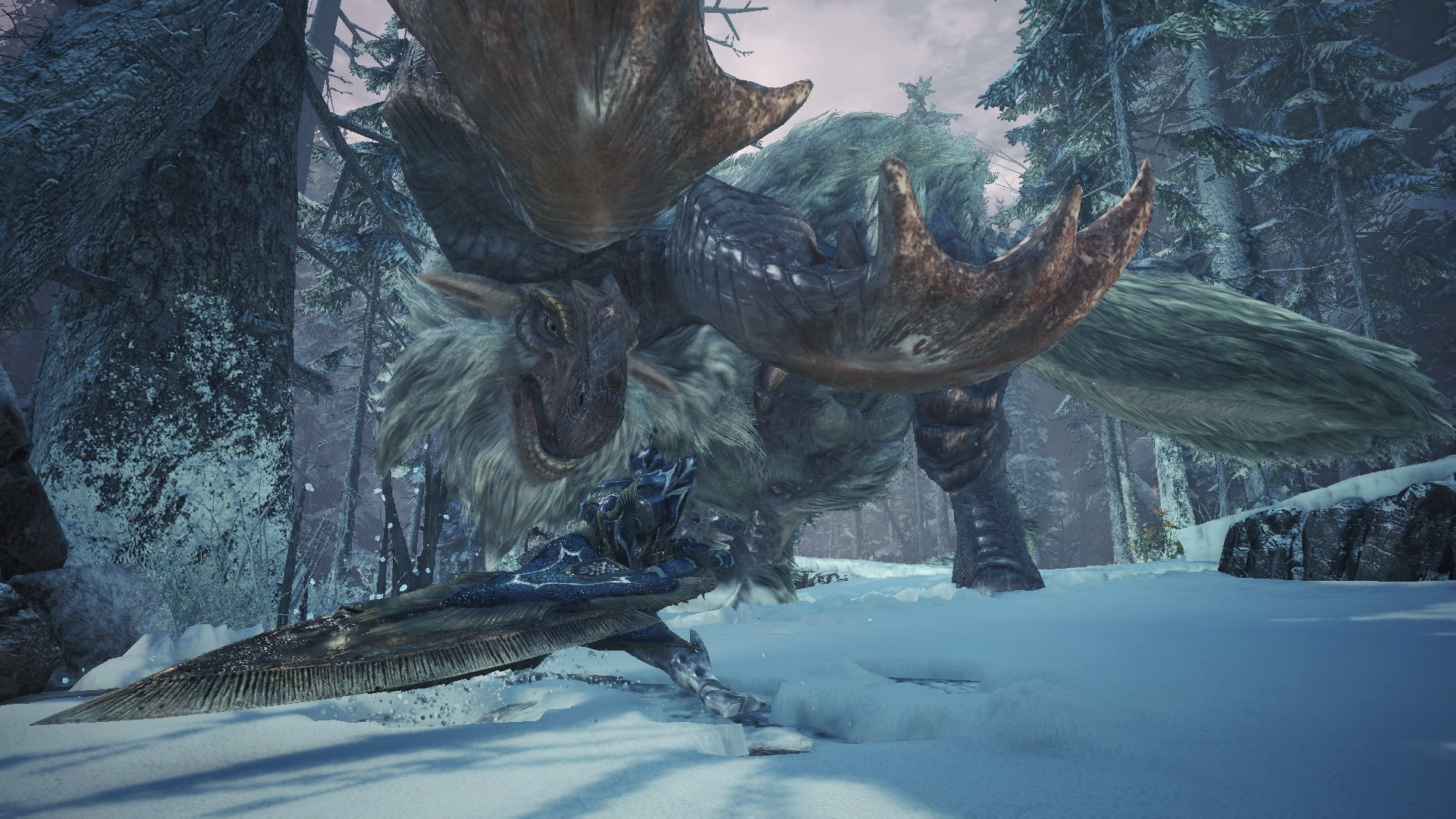 Monster Hunter World Iceborne Expansion Launches for PC in