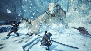 Monster Hunter World Iceborne Expansion Launches for PC in January 2020