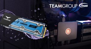 Teamgroup Releases New T-Force Liquid Cooled M.2 SSD and T-Force Captain RGB Controller