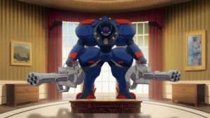 Let's Party Trailer for Metal Wolf Chaos XD