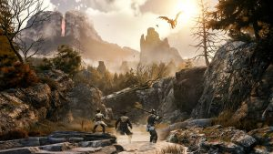 New GreedFall Trailer Showcases RPG Elements, Combat, Companions